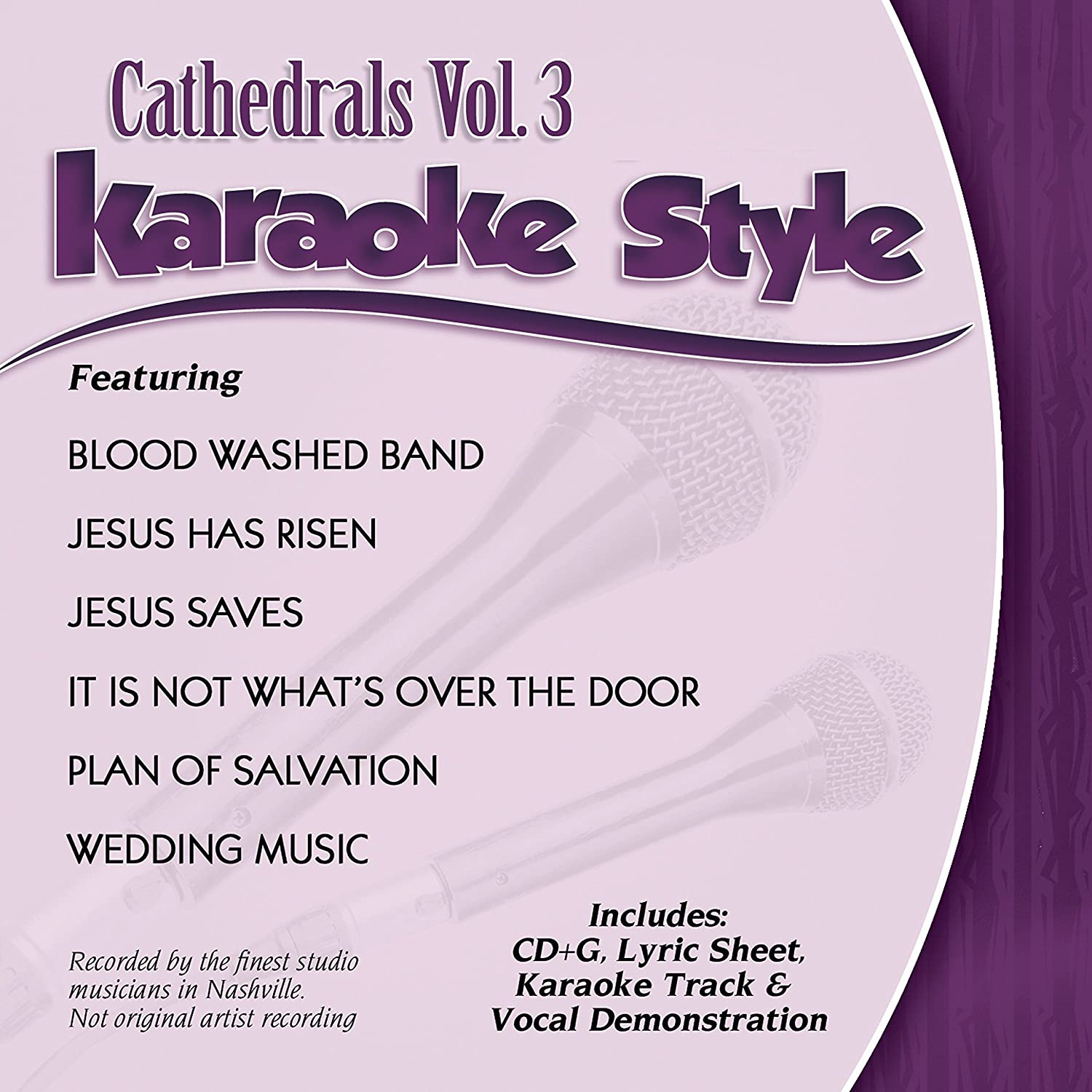 Cathedrals - Karaoke Style: Cathedrals, Vol. 3 - Amazon.com Music