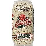 Camellia Large Lima Beans, 1 Pound