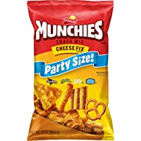 Munchies Cheese Fix Flavored Snack Mix, Party Size!, 13 Ounce