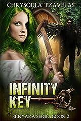 Infinity Key (Senyaza Series Book 2) Kindle Edition