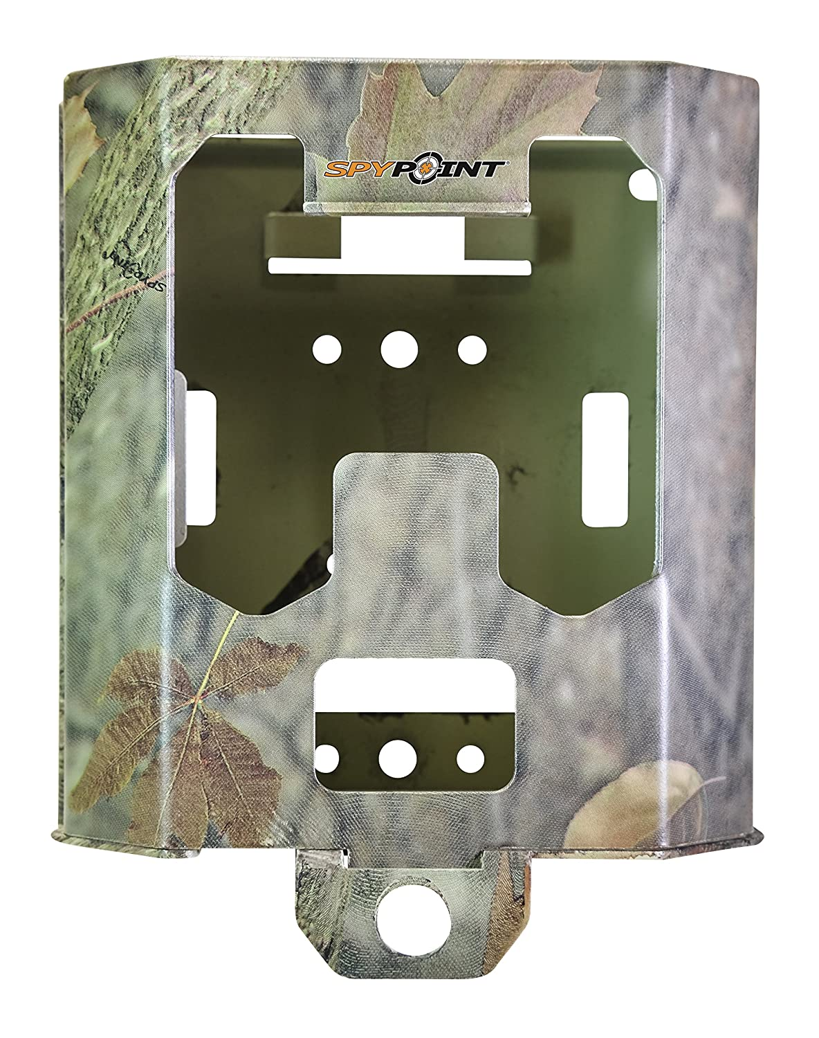 Spypoint SB-200 Security Box Fits All 42 LED Cameras, Camo .30-06 Outdoors