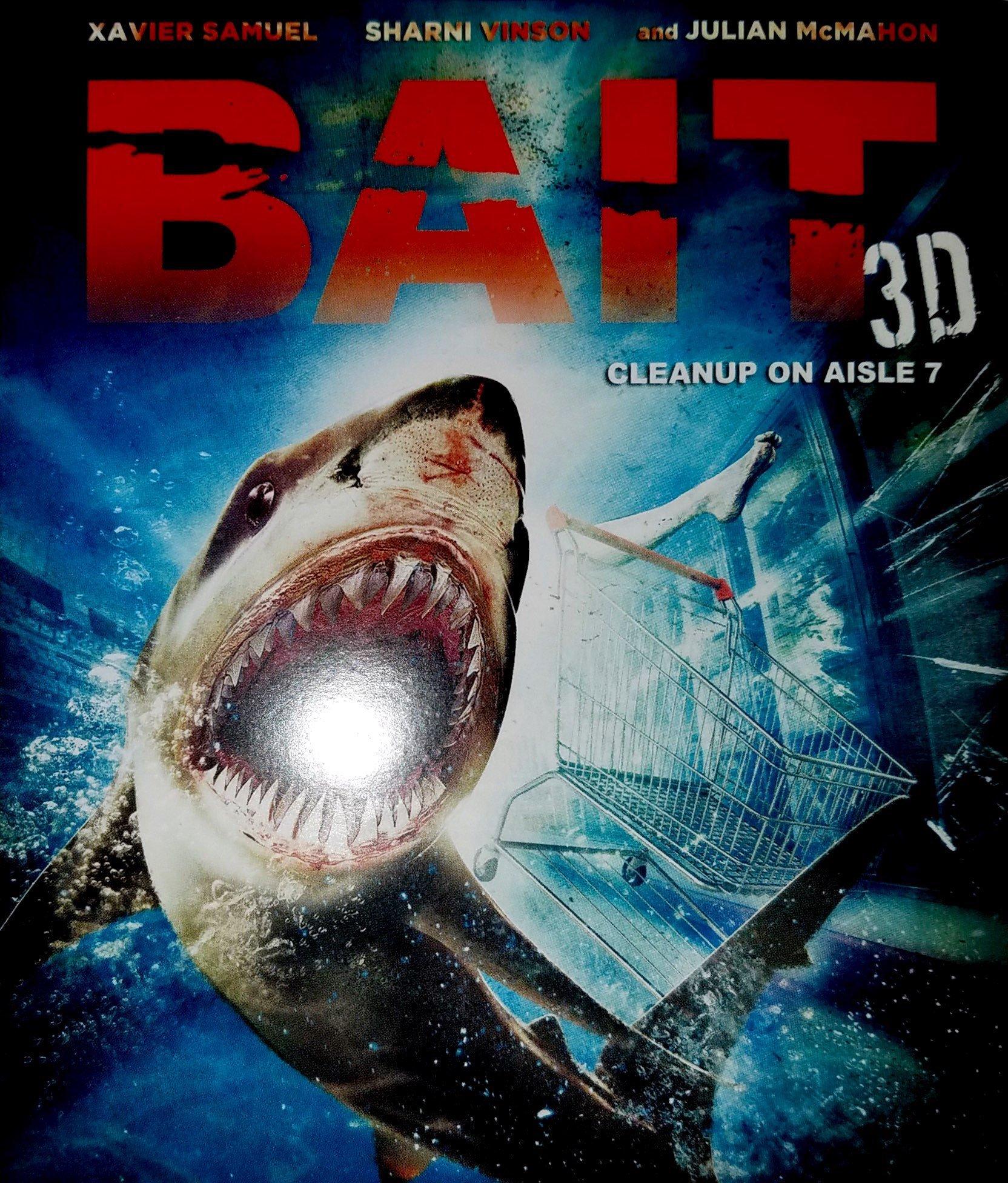 Blu-ray : Bait 3D (3 Dimensional)