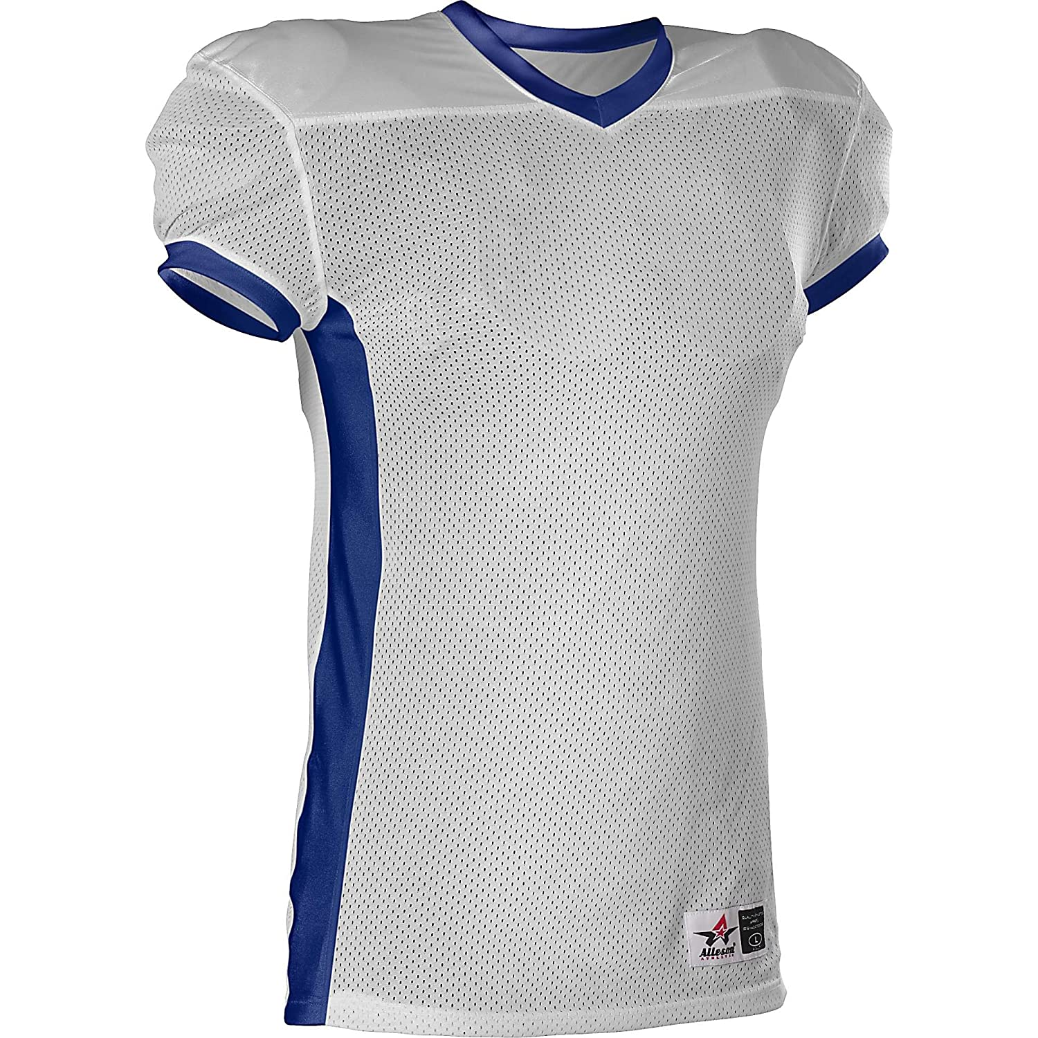 3ddc68088 Amazon.com   Alleson Adult Football Jersey   Sports   Outdoors