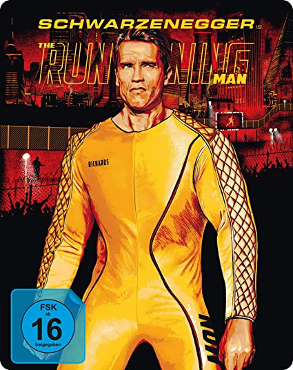 Running Man - Limited Collector's Edition im SteelBook