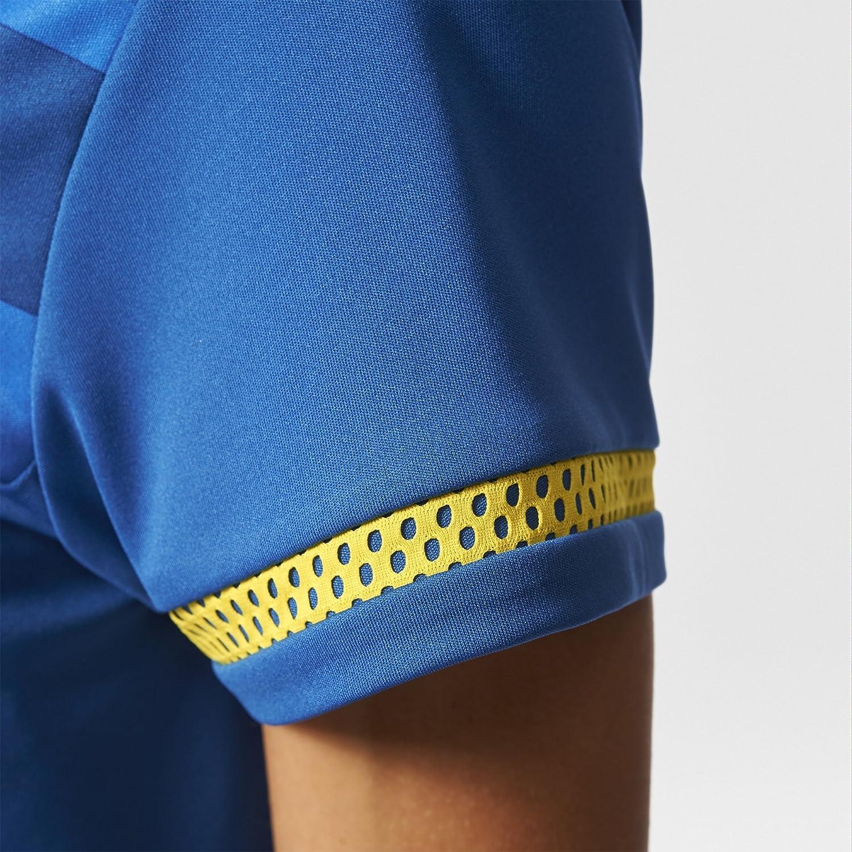 adidas Camiseta Suecia visitante R/éplica