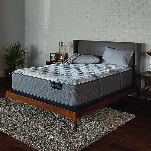 Serta Icomfort Hybrid 13″ Blue Fusion 200 Plush Conventional Bed Mattre