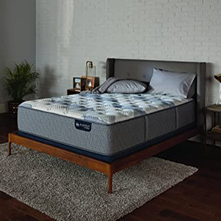 """product image for Serta Icomfort Hybrid 13"""" Blue Fusion 200 Plush Conventional Bed Mattress, King, Gray"""