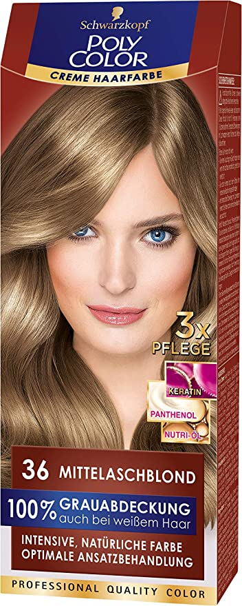 Schwarzkopf POLY COLOR - Tinte para el cabello (1 x 115 ml)
