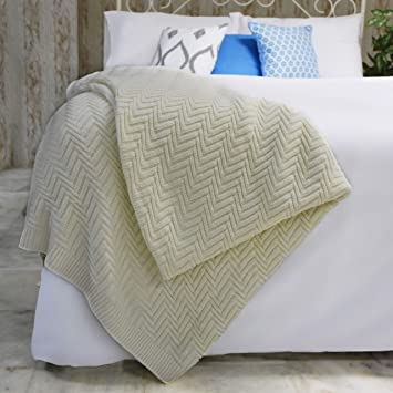 Amazon.com: Briarwood Home - Manta de acrílico de lujo ...