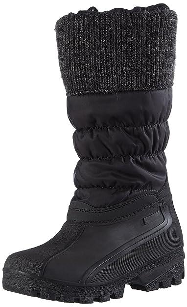 Schneestiefel Damen Zwart 9143 Gev Gefütterte Warm Dameslaars Chuva WAx0w6n0