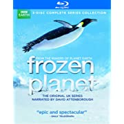 [Amazon.ca]Frozen Planet Blu-ray $9.97
