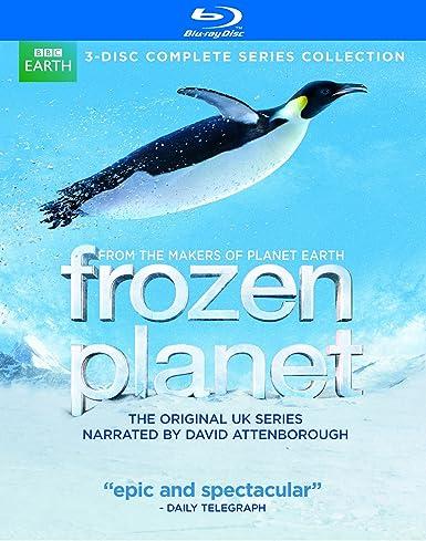 [Amazon.ca]Frozen Planet Blu-ray $9.97