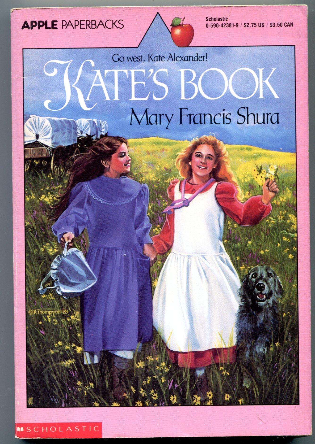 Kate on the Farm (Kates Life Book 2)