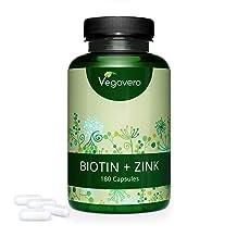 Biotina Vegavero – L'integratore completamente naturale