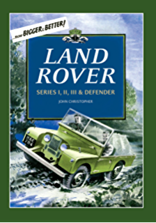 Amazon the land rover file 65th anniversary edition an eric land rovers series i ii iii defender fandeluxe Image collections