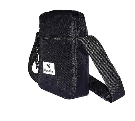 Tracolla uomo by Nomalite   Borsa a tracolla uomopiccola borsa tracolla per uomo con tasca frontale imbottita per smartphone o tablet. Protezione