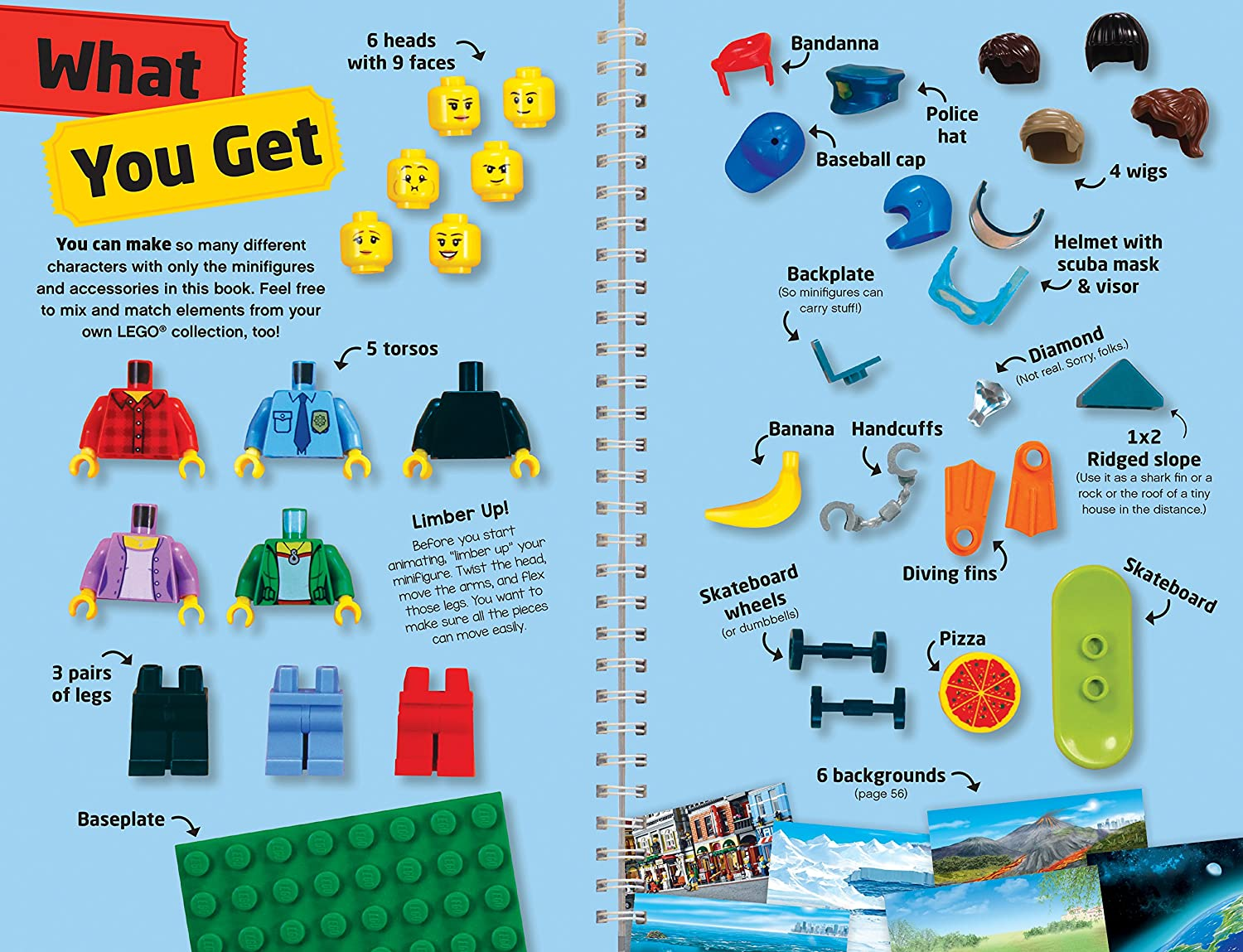 Amazon.com: Klutz Lego Make Your Own Movie Kit: Klutz: Toys & Games