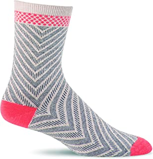 product image for Sockwell Very V Sock with a Helicase Sock Ring