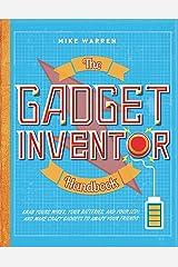 The Gadget Inventor Handbook Hardcover