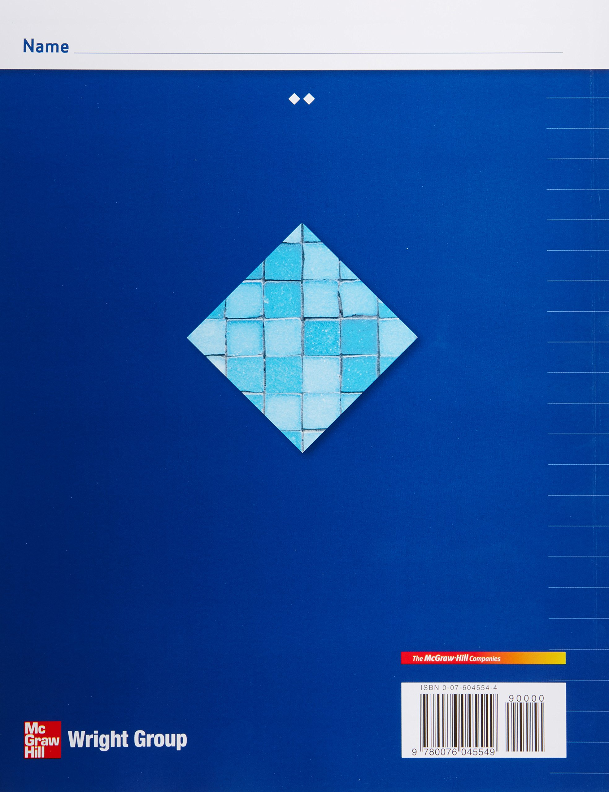 Everyday Mathematics Student Math Journal Volume 1 and 2 - Reorder Student  Materials Set Grade 2: Max Bell: 9780076089895: Amazon.com: Books