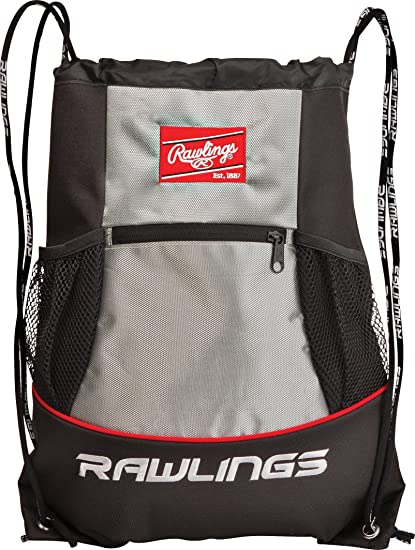 Rawlings Player Sackpack, Silver