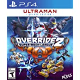 Override 2: Ultraman Deluxe Edition (PS4) - PlayStation 4