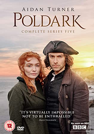 Poldark Series 5 [DVD] [2019]: Amazon co uk: Aidan Turner