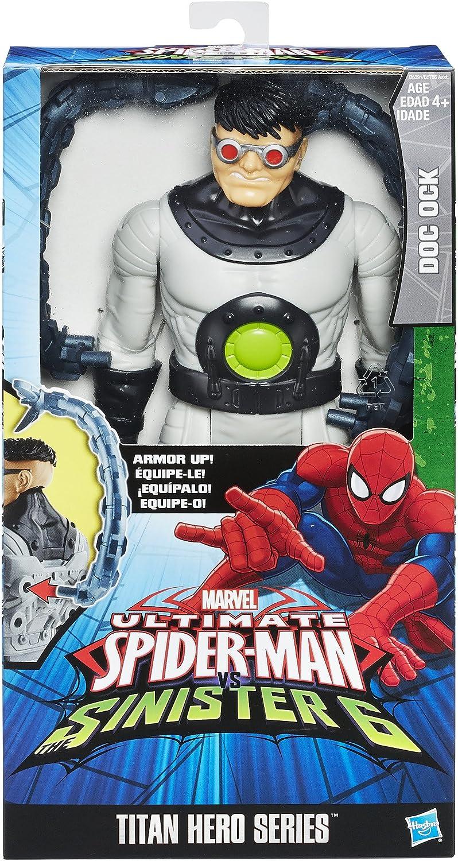 il venditore Regno Unito THE Ultimate Spider-Man 12 pollici ACTION FIGURE SERIE TITAN//sinistro