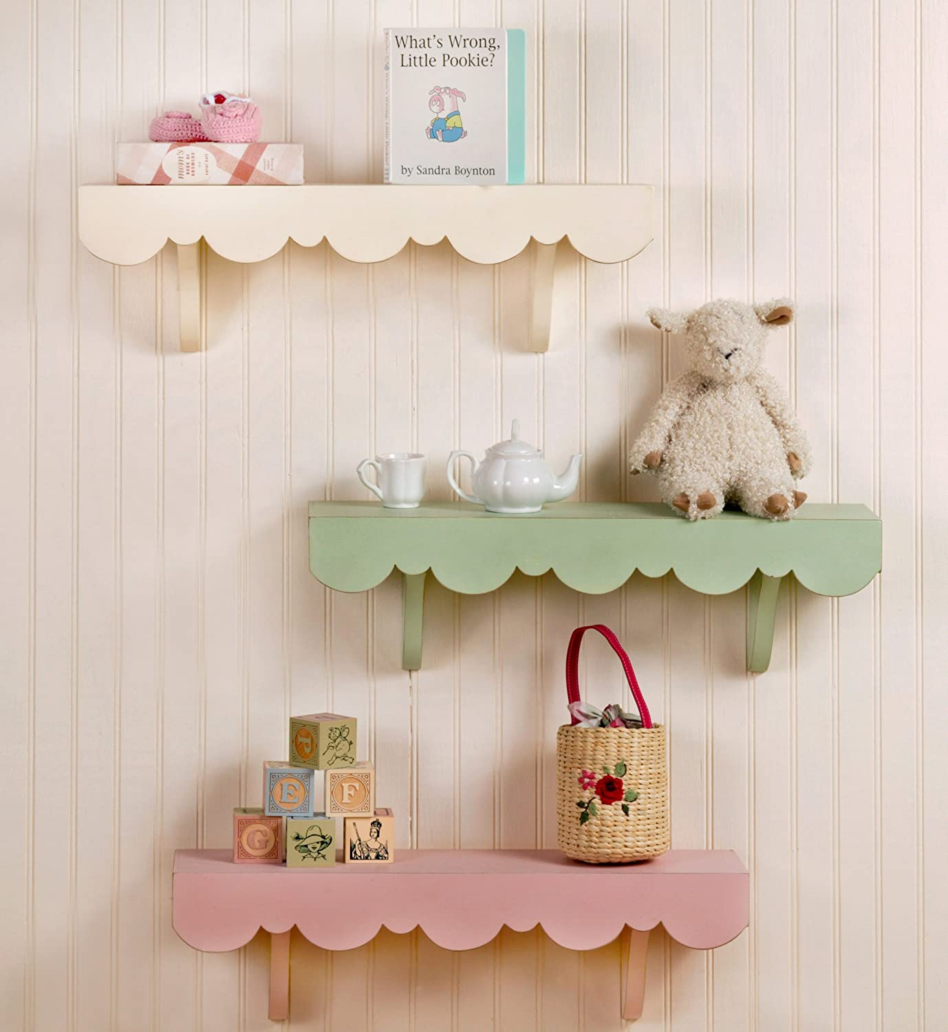 Pink wall shelves gallery home wall decoration ideas amazon new arrivals cottage shelf white discontinued by amazon new arrivals cottage shelf white discontinued by amipublicfo Images