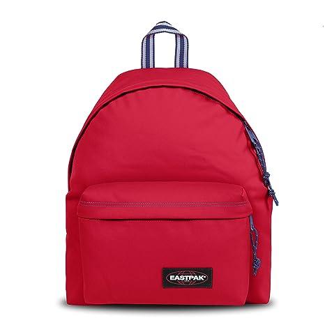 90ab0bc1e2 Amazon.com: Eastpak Padded PAK'R Backpack (Blackout Stop): Sports & Outdoors