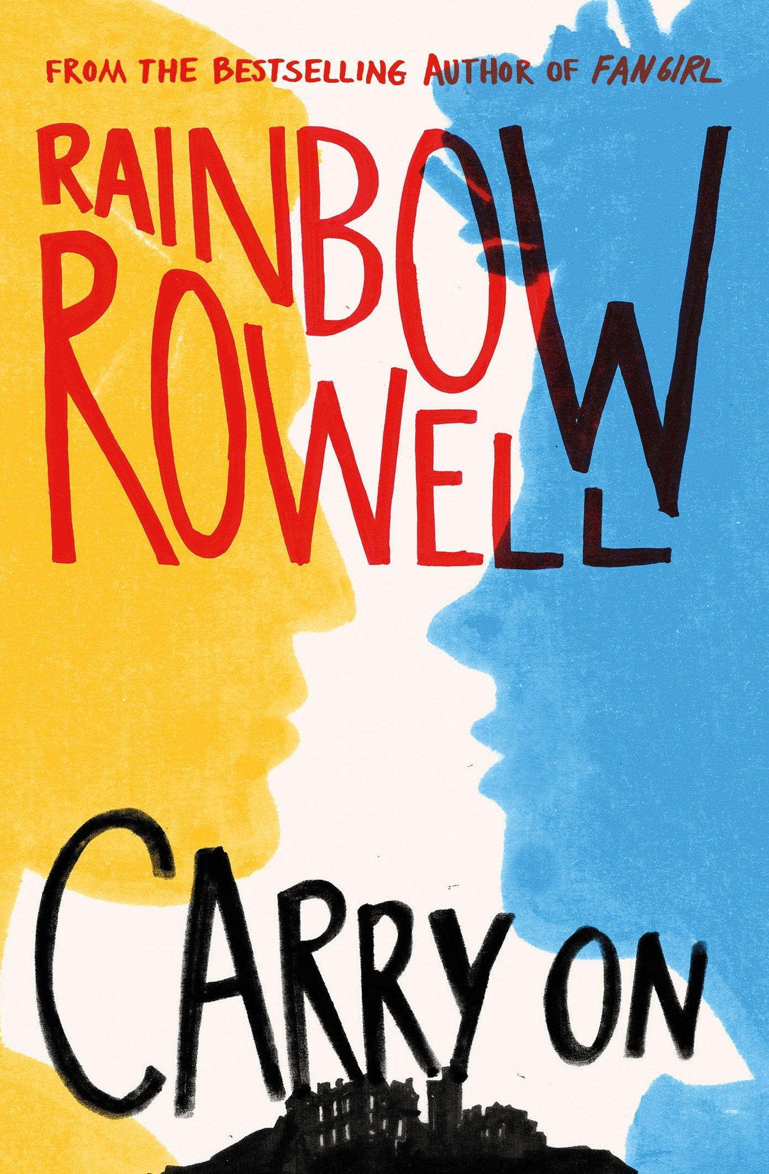 Carry On: Amazon.fr: Rowell, Rainbow: Livres anglais et étrangers