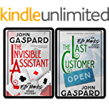 """The Eli Marks Short Mystery Bundle: """"The Invisible Assistant"""" & """"The Last Customer"""": Two short-story cozy mysteries in…"""