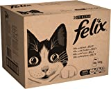 Felix Mixed Selection in Jelly Cat Food, 120 x 100 g