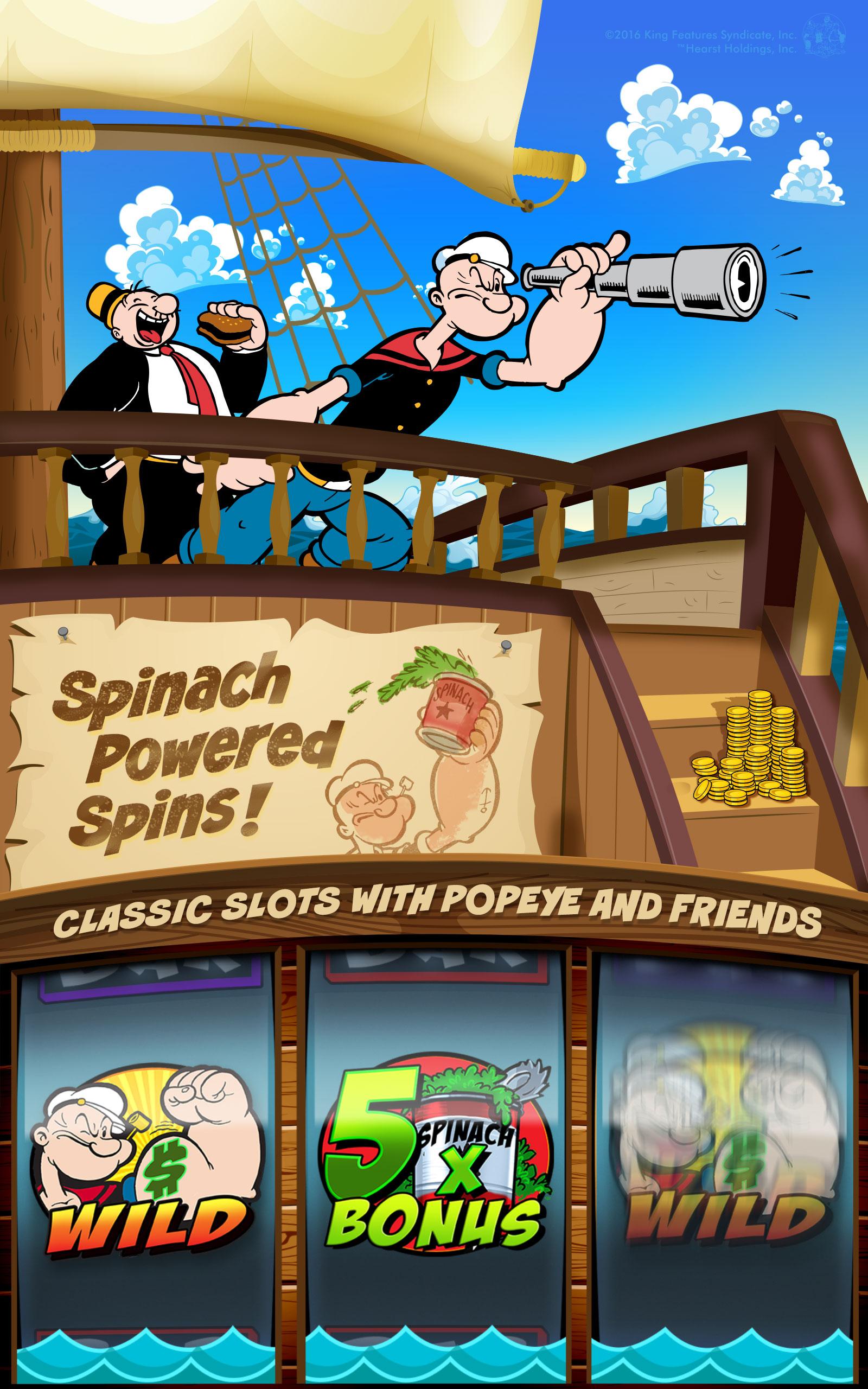 Cartoon slots free