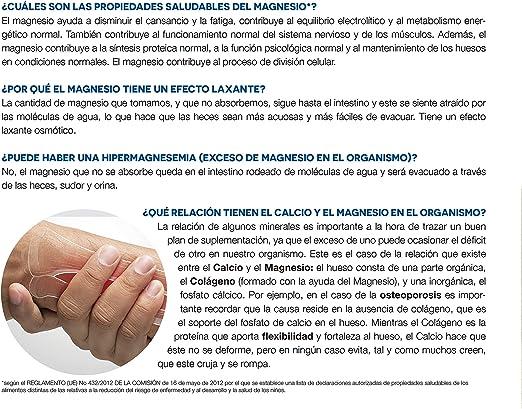 Ana Maria Lajusticia - Carbonato de magnesio – 75 comp. Disminuye ...
