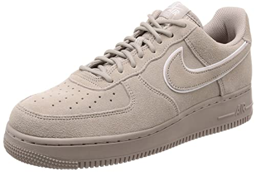 Nike - Air Force 1 07 LV8 Suede - Moon Particle - 45: Amazon ...