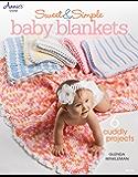 Sweet & Simple Baby Blankets (Annie's Crochet)