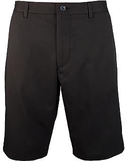 a634d494cff Amazon.com  Hugo Boss Men s Rice Golf Trouser Pants (Grey) - 48 ...