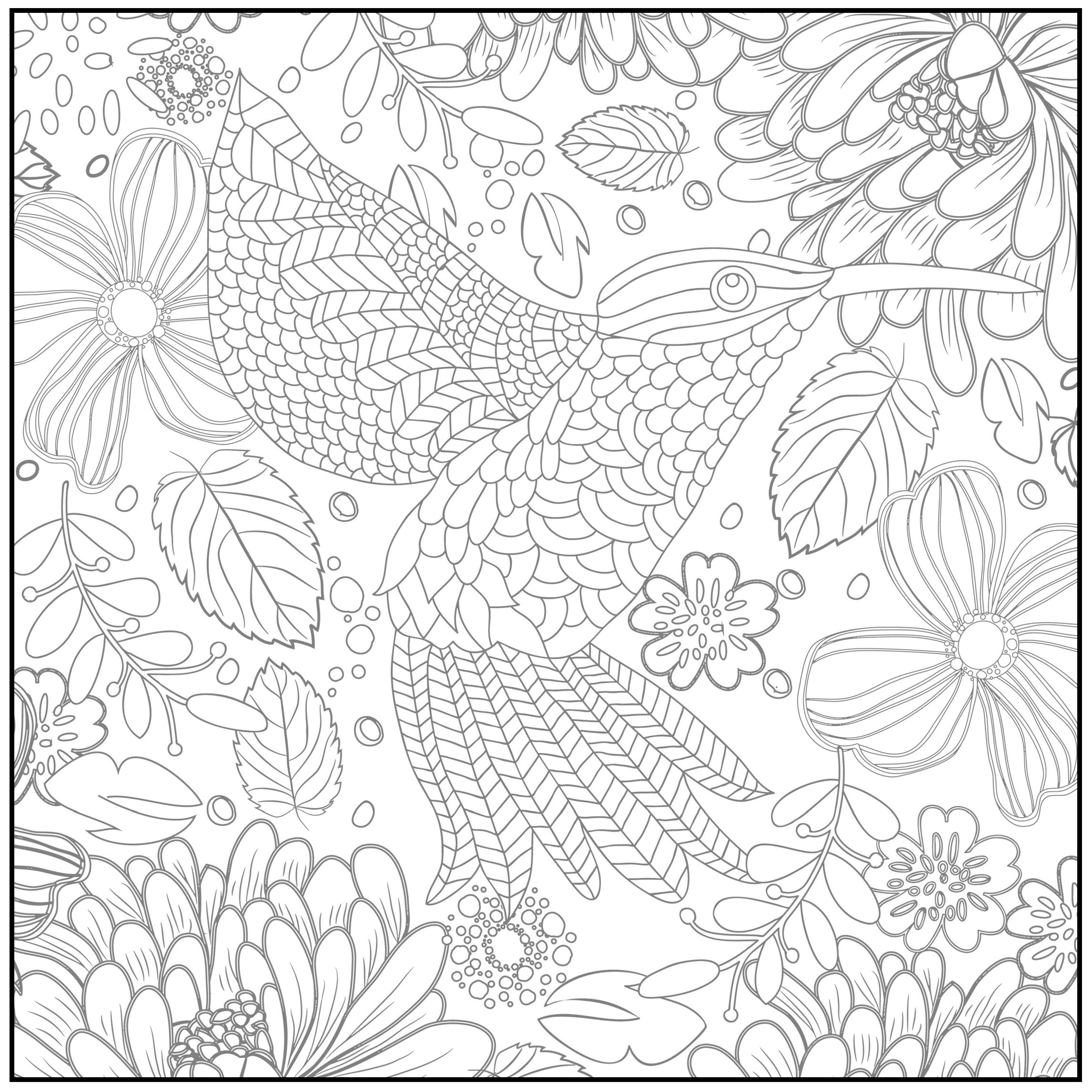 Amazon.com: Spring Serenade Adult Coloring Book With Bonus ...
