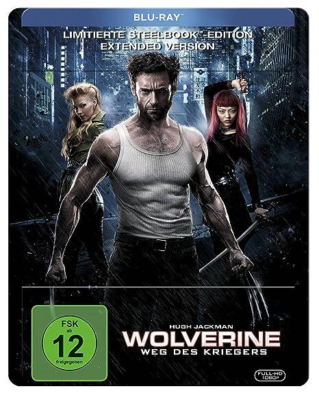 Wolverine - Weg des Kriegers [Blu-ray] (Limitiertes Steelbook)