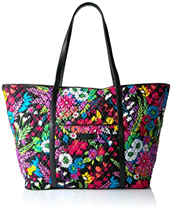 94662706fbd Image Unavailable. Image not available for. Color  Vera Bradley Trimmed ...