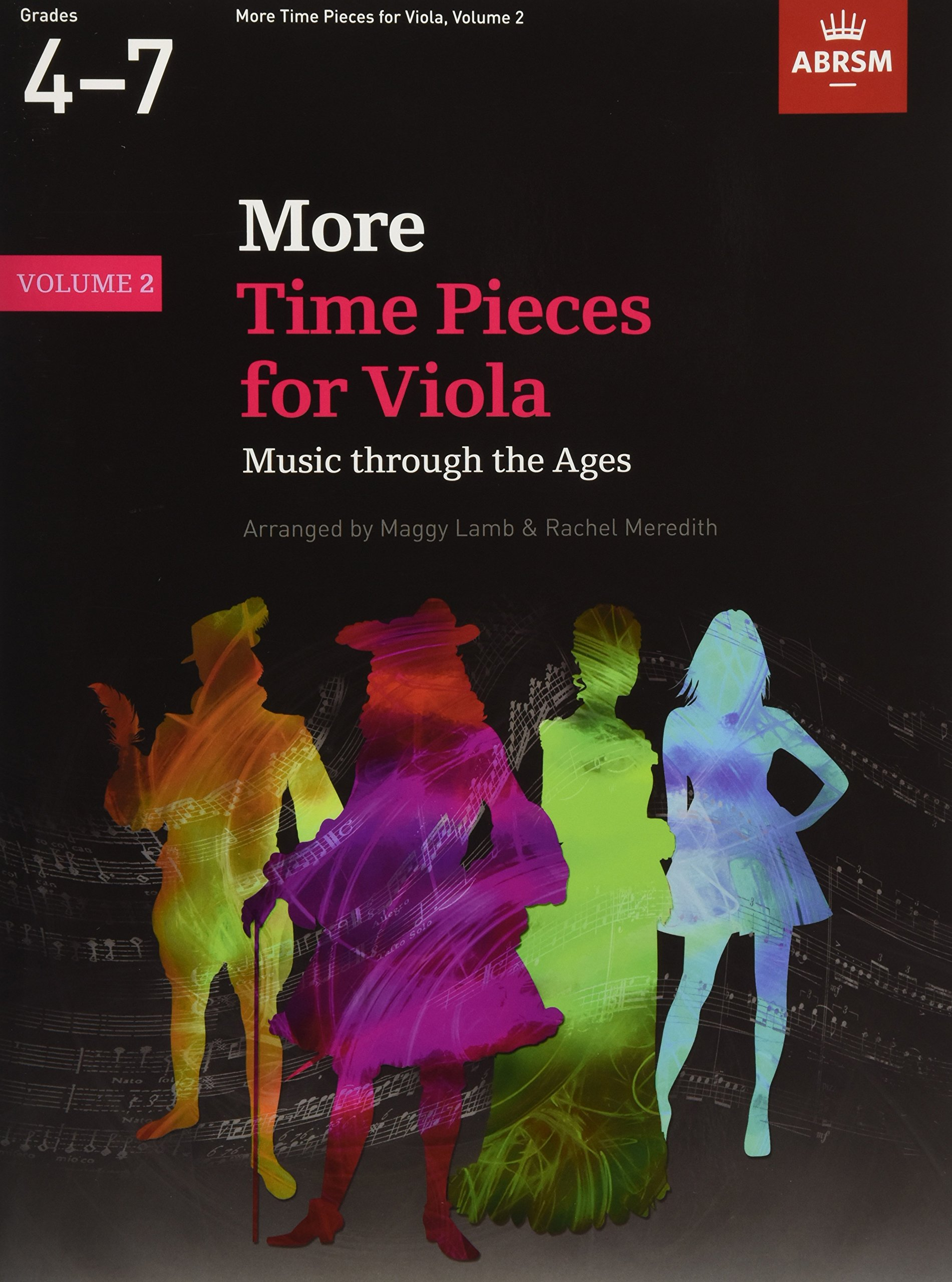 More Time Pieces for Viola, Volume 2: Music through the Ages (Time Pieces (ABRSM)) Sheet music – 2 Jul 2015 Divers Auteurs OUP Oxford 1848497458 Music & Dance