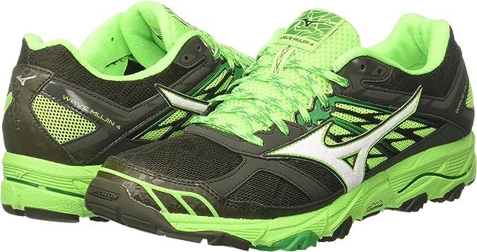 Mizuno Wave Mujin 3, Zapatillas de Running para Hombre: Amazon.es ...