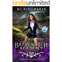 Briarwitch Academy 2: A Dream Before Dawn book cover