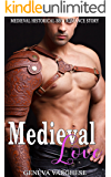Medieval Love: Medieval Historical BBW Romance Story