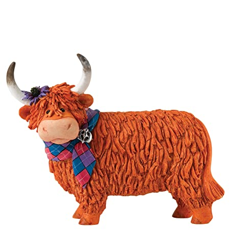 Hairy Coos Una Figurine by Hairy Coo s