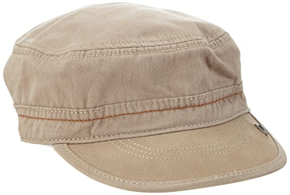 camel active Men's 2C21 Baseball Cap, (Beige 17), Medium