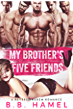 My Brother's Five Friends: A Reverse Harem Romance (Love Times Five Book 3) (English Edition)