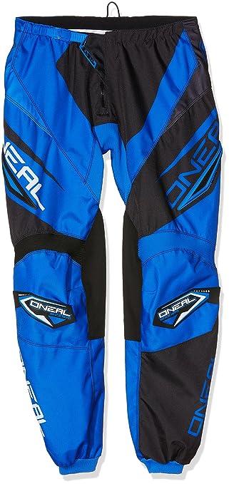 2 opinioni per O' Neal Element MX pantaloni Racewear blu nero Motocross Enduro, 0124R Flash 0