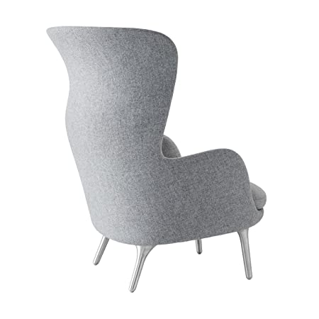 Fritz Hansen Ro Lounge Sessel Grau Amazonde Küche Haushalt